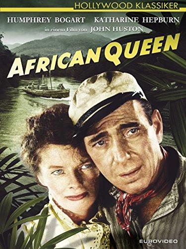 Humphrey Bogart African Queen (African Queen [dt./OV])