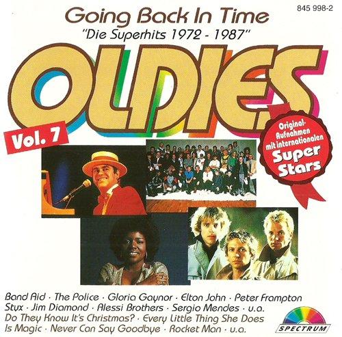 OIdies 7 - Mens Joe Rocket