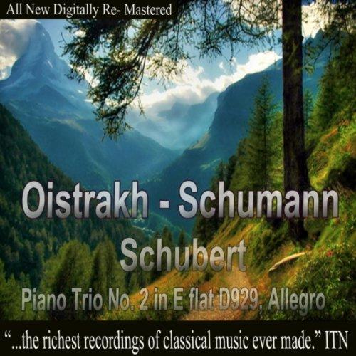 Piano Trio No. 2 in E-Flat D929, Andante con moto, Part 1 Lev E Flat