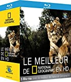 National Geographic - Le meilleur de National Geographic en HD [Blu-ray]