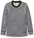Craft Children's Mix & Match LS Junior P Maze Base Layer, Black, 146/152