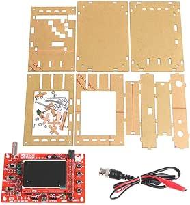 Bilinli Acryl Diy Clear Shell Case Für Dso138 2 4 Tft Digital Oscilloscope Kit Küche Haushalt