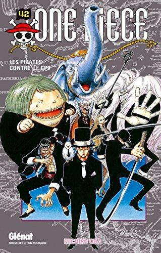 One Piece - Édition originale - Tome 42: Les pirates contre le CP9 par Eiichiro Oda