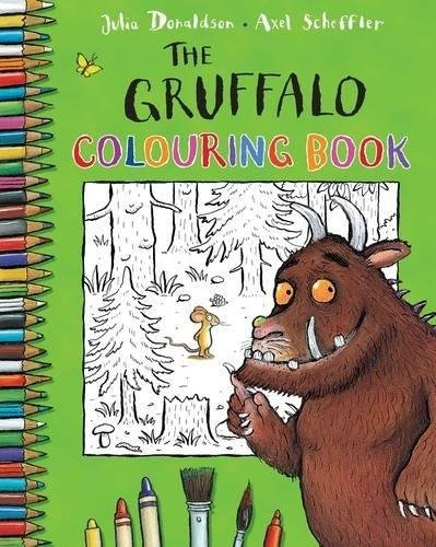 The Gruffalo Colouring Book