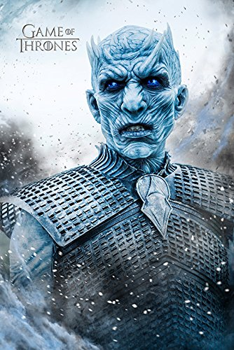 Grupo Erik Editores Game Of Thrones Night King - Poster