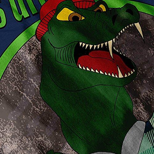 Krokodil Bier Cool Komisch Krokodil Damen S-2XL Muskelshirt | Wellcoda Marine