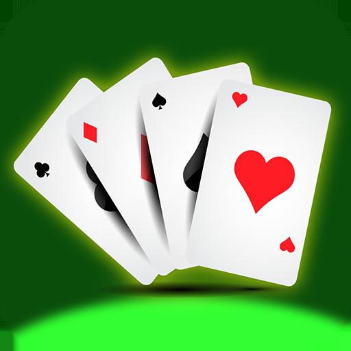 Solitär Spielesammlung (Kostenloses Solitaire-kartenspiel)