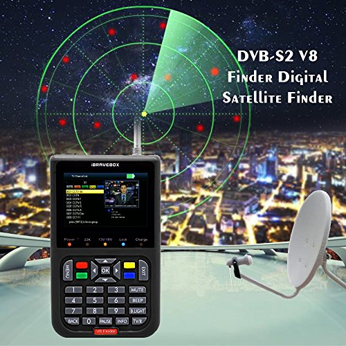 Zoom IMG-2 kkmoon finder digitale satellitare dvb