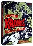 Captain Kronos - Vampirjäger - Hammer Edition Nr. 15 - Mediabook - Blu-ray Limited Edition