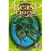 Sepron the Sea Serpent: Series 1 Book 2 (Beast Quest)