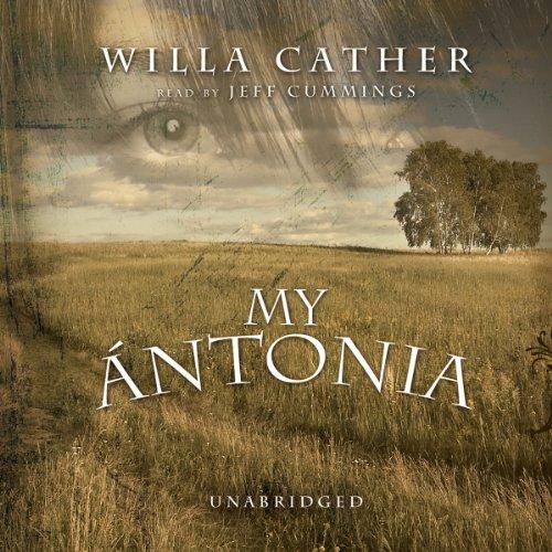 My Antonia  Audiolibri