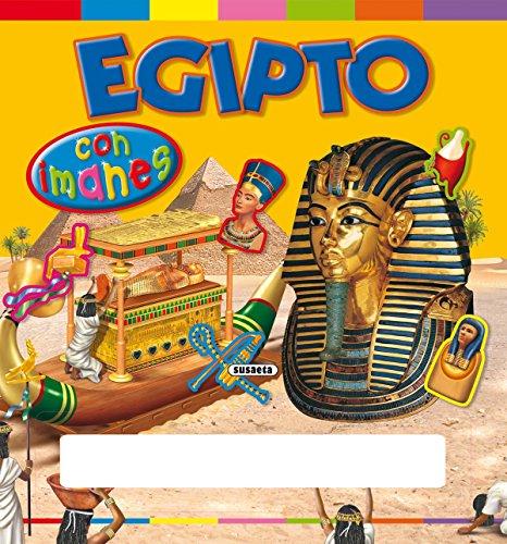 Egipto Con Imanes por Equipo Susaeta