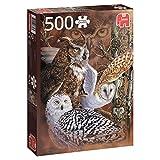 Jumbo 18346 - Finden Sie die Eulen 500 Teile