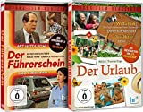 Der Führerschein + Der Urlaub - Gesamtedition / Beide Kultfilme mit Witta Pohl (Pidax Film-Klassiker)