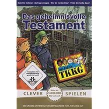 TKKG Das geheimnisvolle Testament - Clever spielen