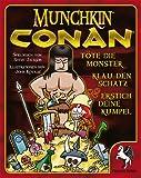 Pegasus Spiele 17230G - Munchkin Conan
