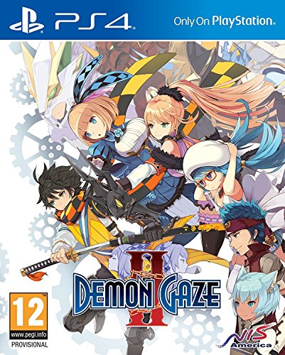 Demon Gaze II 61upNrQDFKL