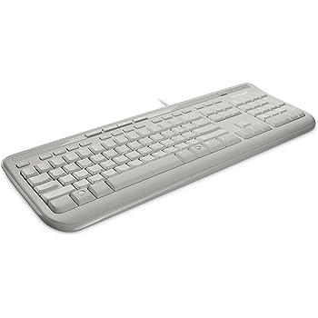 Microsoft Wired Keyboard 600: Amazon.de: Computer & Zubehör
