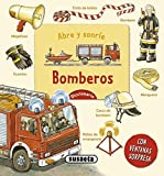 Bomberos / Firefighter (Abre Y Sonrie / Opens and Smiles) (Spanish Edition) by AA.VV. (2012) Hardcover