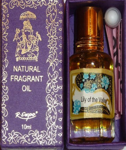 "R-Expo Song of india natural parfumoil""lily of the valley"" 10ml"