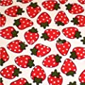 Premier Dog Strawberry Dog Bandana / Scarf