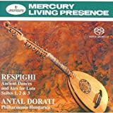 Respighi: Ancient Dances and Airs for Lute Suites 1, 2 & 3 (Hybrid SACD)