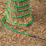 Waldbeck Greenwire Cable de calor para plantas exóticas • 12 metros de largo • Protege plantas del frio invernal • protección de heladas para la hibernación de plantas exóticas y tropicales • Tecnología de bajo consumo