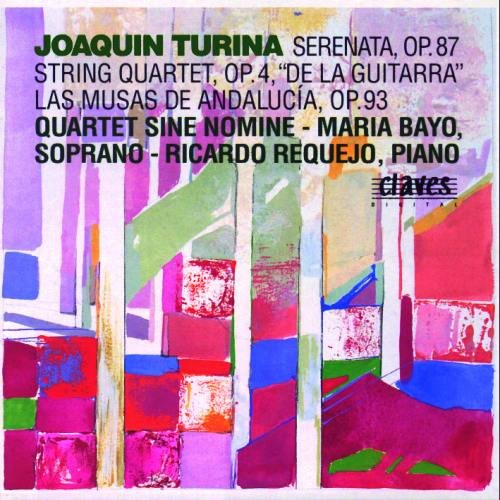 Turina Vol. 3 Chamber Music