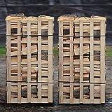 Brennholz, 25 cm, Kaminholz Buche auf 3 Paletten 5,4 Raummeter (= 115,- je Raummeter), , Achtung: Versand nur innerhalb Deutschland
