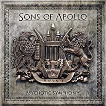 Psychotic Symphony (Gatefold black 2LP+CD) [Vinyl LP]