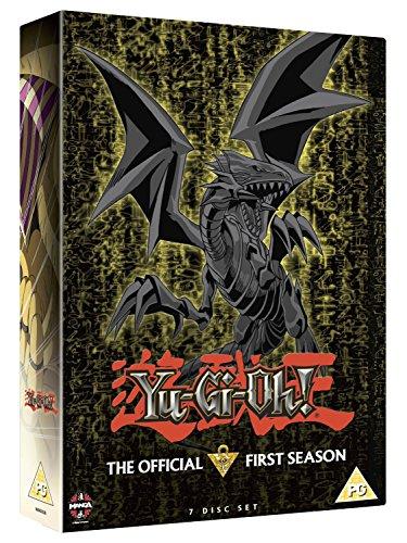 Yu-Gi-Oh! Season 1 Complete [Edizione: Regno Unito] [Import anglais]