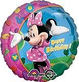 Amscan International Minnie Happy Birthday