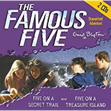 Five On Treasure Island & Five On a Secret Trail (Famous Five, Band 1)