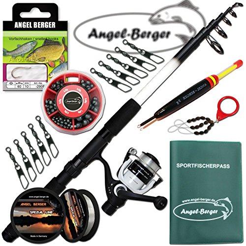 Angel-Berger-Angelset-Allround-mit-Zubehr-und-Sportfischer-Passhlle-Anfngerset-komplett