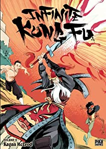 Infinite Kung Fu Edition simple Tome 2
