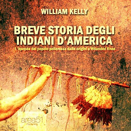 Breve storia degli indiani d'America  Audiolibri