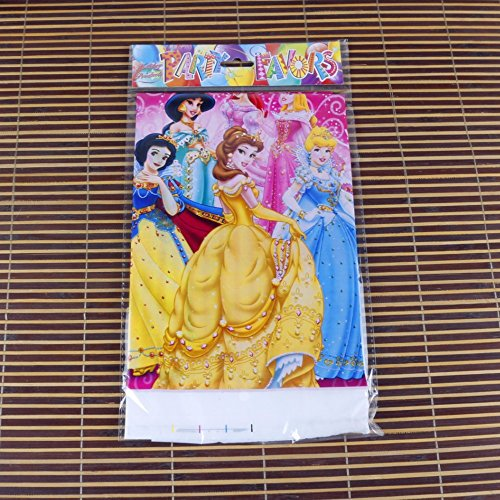 MY PARTY SUPPLIERS Disposable Table cloths Princess Snow white Cinderella Kids Birthday party decoration supply event supplies table cover