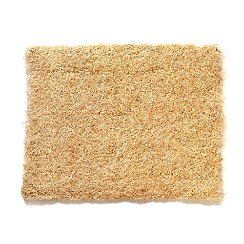 "WI Mini Cooler Grass Wood Wool for Air Coolers 20"" x 14"" Set of 1 (Each Set of 3 Pad)"