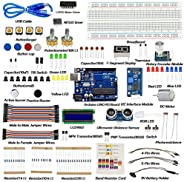 Electrobot Primary DIY Starter Kit for UNO R3 with 27 Projects including Code & Tutoria