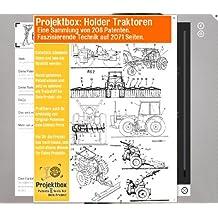 Holder Traktoren: Deine Projektbox inkl. 208 Original-Patenten bringt Dich mit Spaß hinter die Geheimnisse der Technik!
