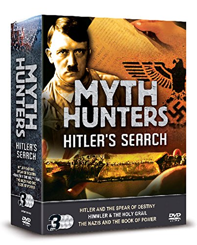 Myth Hunters: Hitlers Search [DVD] [UK Import]