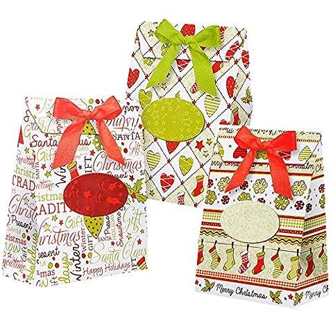 24 Stück _ Geschenktüten / Papiertüten -