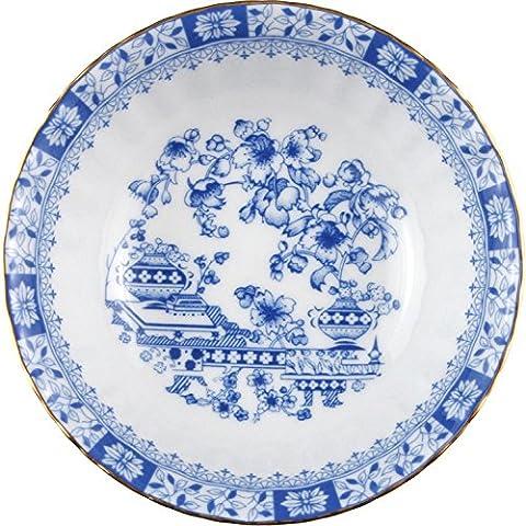 Seltmann Weiden 6-pk dessert bowls porcelain blue size 14 cm Ø