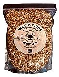Forest Legend 5 Liter Holz Räucherchips für Grill und Smoker-Grill 100 % naturbelassen aus Polnischen Wäldern (Kirsche)