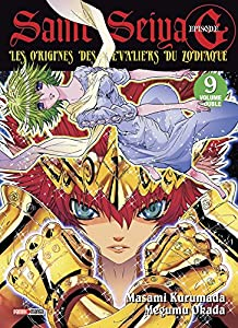 Saint Seiya episode G Edition double Tome 9
