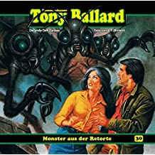 Tony Ballard 30-Monster aus der Retorte