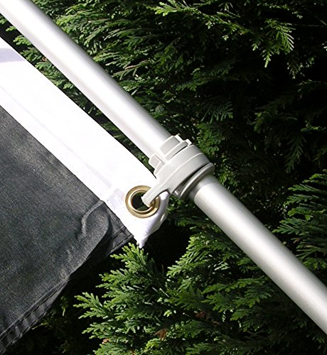 Zoom IMG-3 hand held flag pole 1