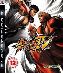 Street Fighter IV (PS3)