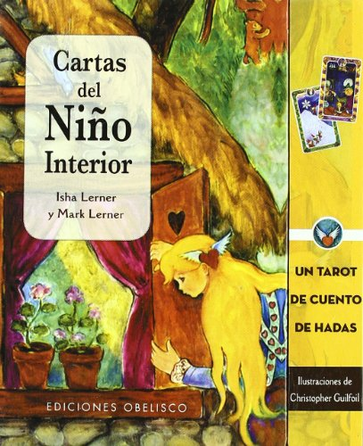 Cartas del niño interior + baraja (NUEVA CONSCIENCIA)