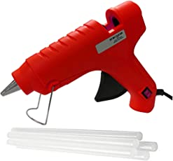 Vidisha Chocoes & Krafts 40 Watts Glue Gun Combo With 10 Glue Sticks